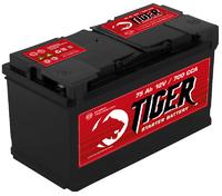 Батарея аккумуляторная TIGER 12В 75А/ч 700А прямая поляр. стандартные клеммы