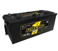 Батарея аккумуляторная FORVARD 12В 140А/ч 1000А прямая поляр. стандартные клеммы