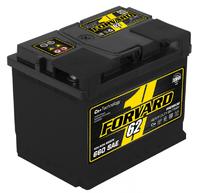 Батарея аккумуляторная FORVARD 12В 62А/ч 560А обратная поляр. стандартные клеммы
