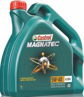 Автомобильное масло Castrol Magnatec 5w40 А3/В4 NEW 4л.